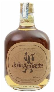 Cachaça João Andante 670 ml