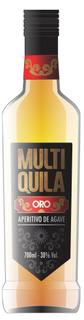 Aperitivo De Agave Multiquila Ouro 700 ml