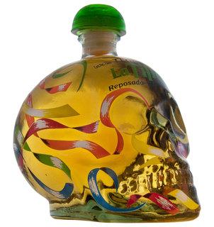Tequila La Tilica Reposado Caveira 750 ml