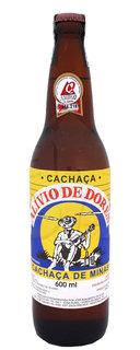 Cachaça Alívio de Dores 600 ml