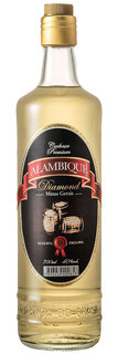 Cachaça Alambique Diamond Premium 700 ml