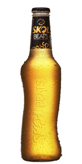 Cerveja Skol Beats Long Neck 330 ml