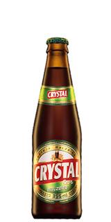 Cerveja Crystal Long Neck Malzbier 355 ml