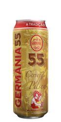 Cerveja 55 Germânia Pilsen 355 ml