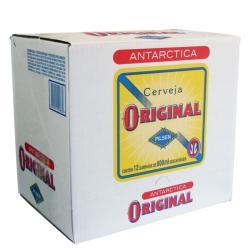 Cerveja Original 600 ml Caixa com 12 Unidades