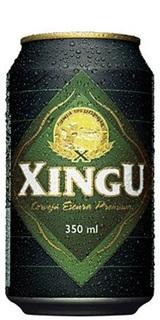 Cerveja Xingu Lata 350 ml