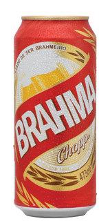 Cerveja Brahma Latão 473 ml