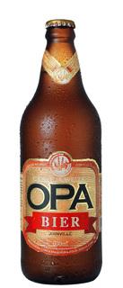Cerveja Opa Bier Weizen 600 ml