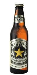 Cerveja Sapporo Premium Long Neck 355 ml