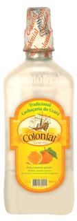 Cachaça Meiota Colonial Tangerina 500 ml