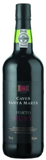 Vinho Porto Caves Santa Marta Ruby 750 ml