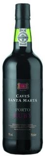 Vinho Porto Caves Santa Marta Ruby 750 ml