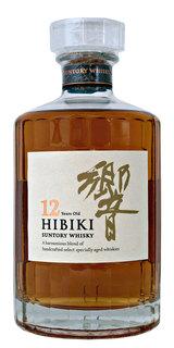 Whisky Hibiki 12 anos 700 ml