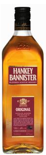 Whisky Hankey Bannister Original 1 L