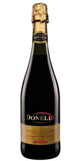 Vinho Lambrusco Donelli Frisante Rosso 750 ml