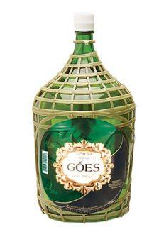 Vinho Góes Branco Suave 4,5 L