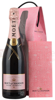 Champagne Moët Rose Imperial Love 750 ml