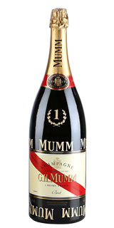 Champagne Mumm F1 Champion Case 3 L (Kits)