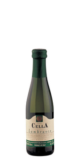 Vinho Lambrusco Cella Bianco Baby 200 ml
