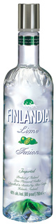 Vodka Finlandia Lime 1 L