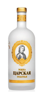 Vodka Tsarskaya Zolotaya 700 ml
