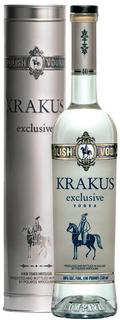 Vodka Krakus Exclusive 750 ml com Lata