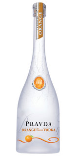 Vodka Pravda Orange 750 ml