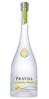 Vodka Pravda Citron 750 ml