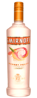 Vodka Smirnoff Sunset Peach 998 ml