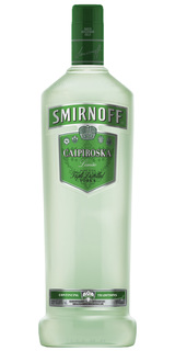 Vodka Caipiroska Smirnoff Limão 998 ml