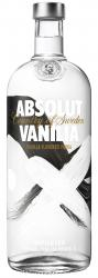 Vodka Absolut Vanilia 1 L