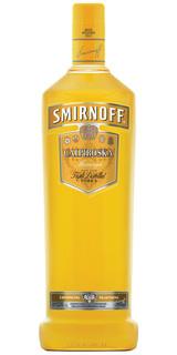 Vodka Caipiroska Smirnoff Maracujá 998 ml