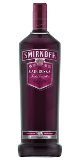 Vodka Caipiroska Smirnoff Frutas Vermelhas 998 ml