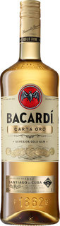 Ron Bacardi Carta Ouro 980 ml