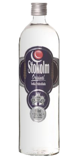 Vodka Stokolm Tridestilada 950ml