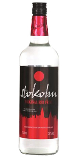 Vodka Stokolm Tridestilada Red Fruit 1 L