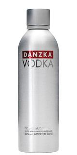 Vodka Danzka Alumínio 1 L