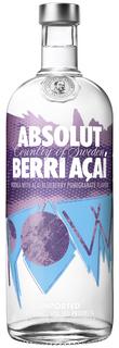 Vodka Absolut Berri Açaí 1 L
