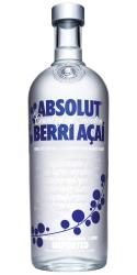 Vodka Absolut Berri Açaí 1 L
