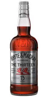Whisky Whyte & Mackay 13 Anos 1L