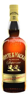 Whisky Whyte & Mackay 22 Anos 700 ml