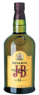 Whisky J & B Reserve 15 Anos 750 ml