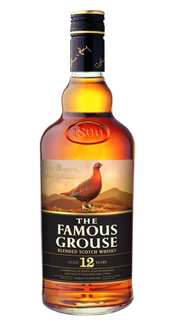 Whisky The Famous Grouse Gold Reserve 12 anos 1 L