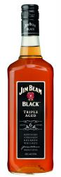 Whisky Jim Beam Black 6 Anos 750 ml