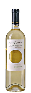 Vinho Cava Negra Branco Chardonnay 750 ml