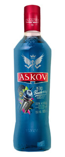 Cocktail Askov Mix Blueberry 900 ml