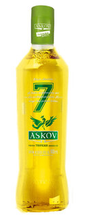 Cocktail Askov Mix Frutas Amarelas 900 ml