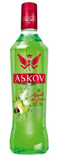 Cocktail Askov Mix Maça Verde 900 ml