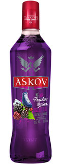 Cocktail Askov Mix Frutas Roxas 900 ml
