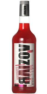 Cocktail Raizov Morango Fruit 950 ml